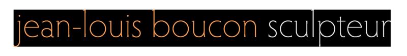 jean louis boucon scuplteur Logo